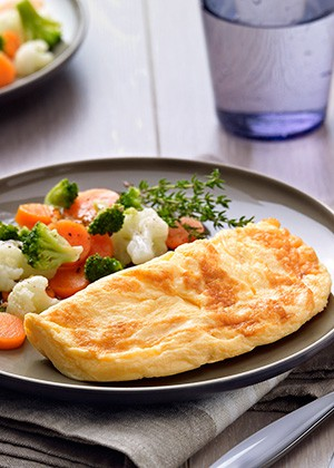 Omelette aux Fines herbes 8x135g